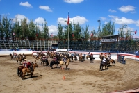EXTRAORDINARIO RODEO DEL CLUB